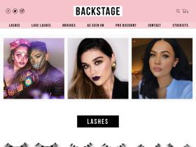 Backstage Beauty Promo Codes